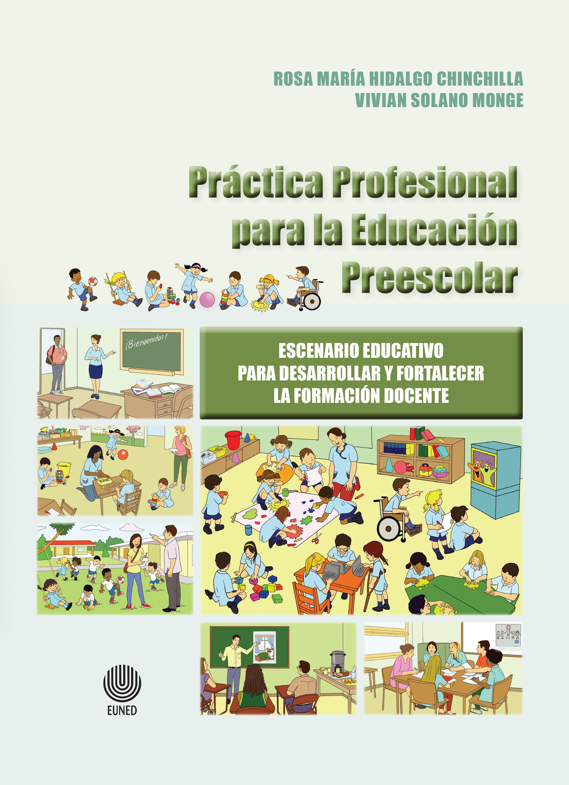 Práctica profesional para la educación preescolar