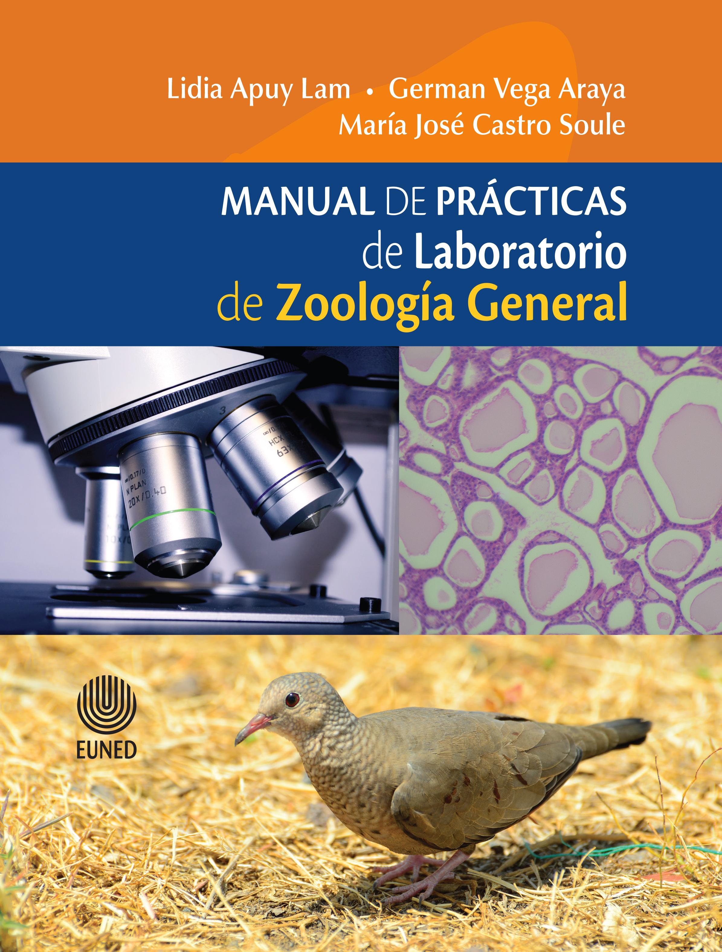 Manual de Laboratorio de Zoología general