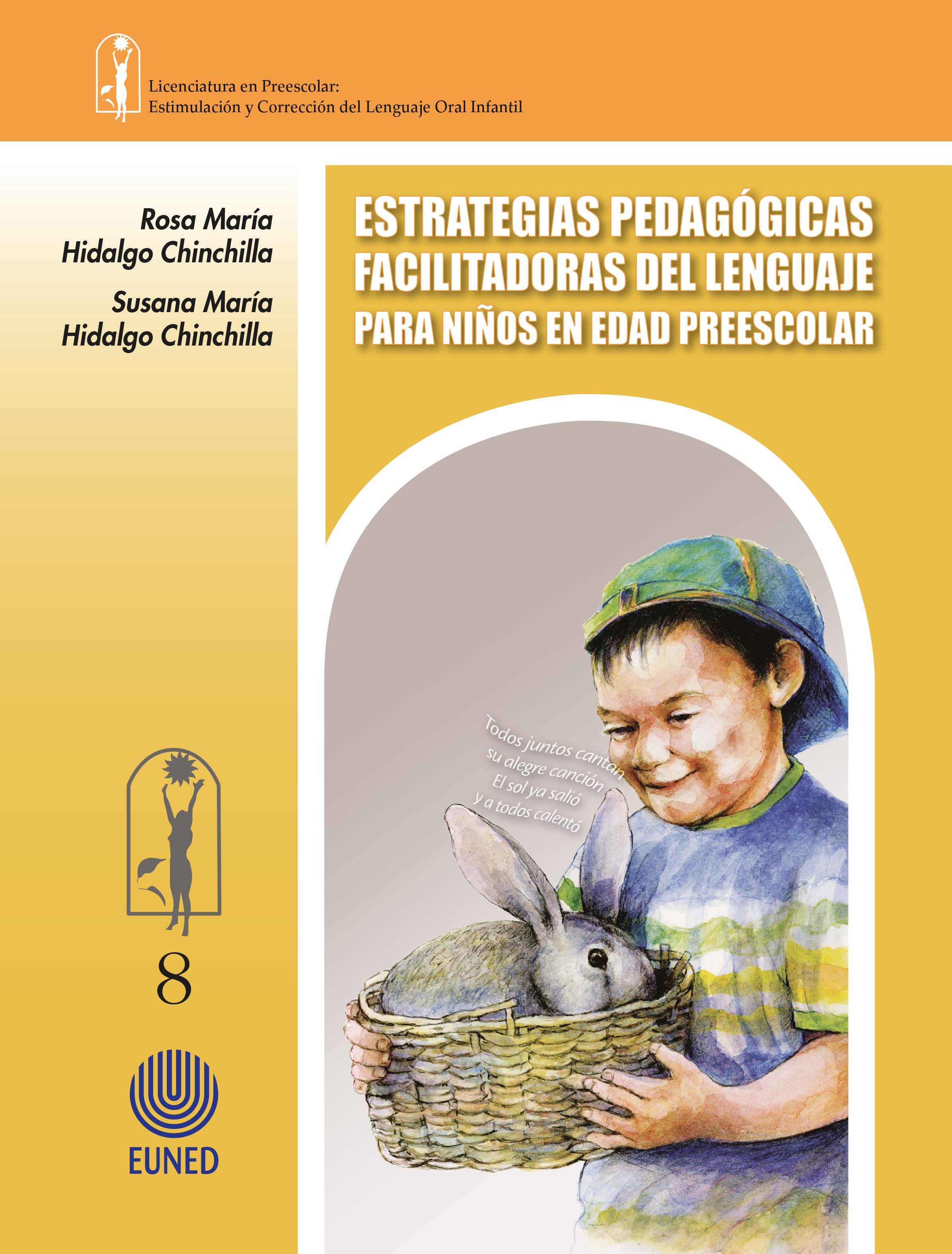 Estrategias pedagógicas facilitadoras del lenguaje para niños en edad preescolar