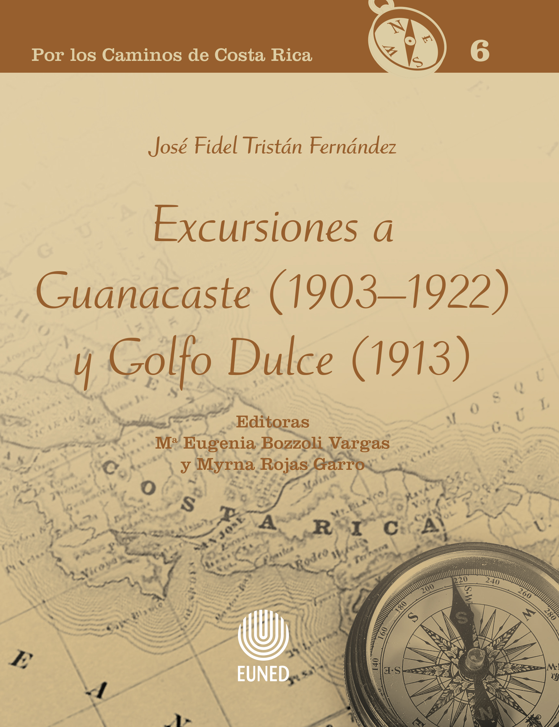 Excursiones a Guanacaste (1903-1922) y Golfo Dulce (1913)
