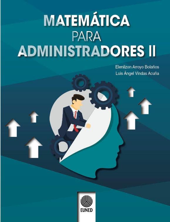 Matemática para administradores II