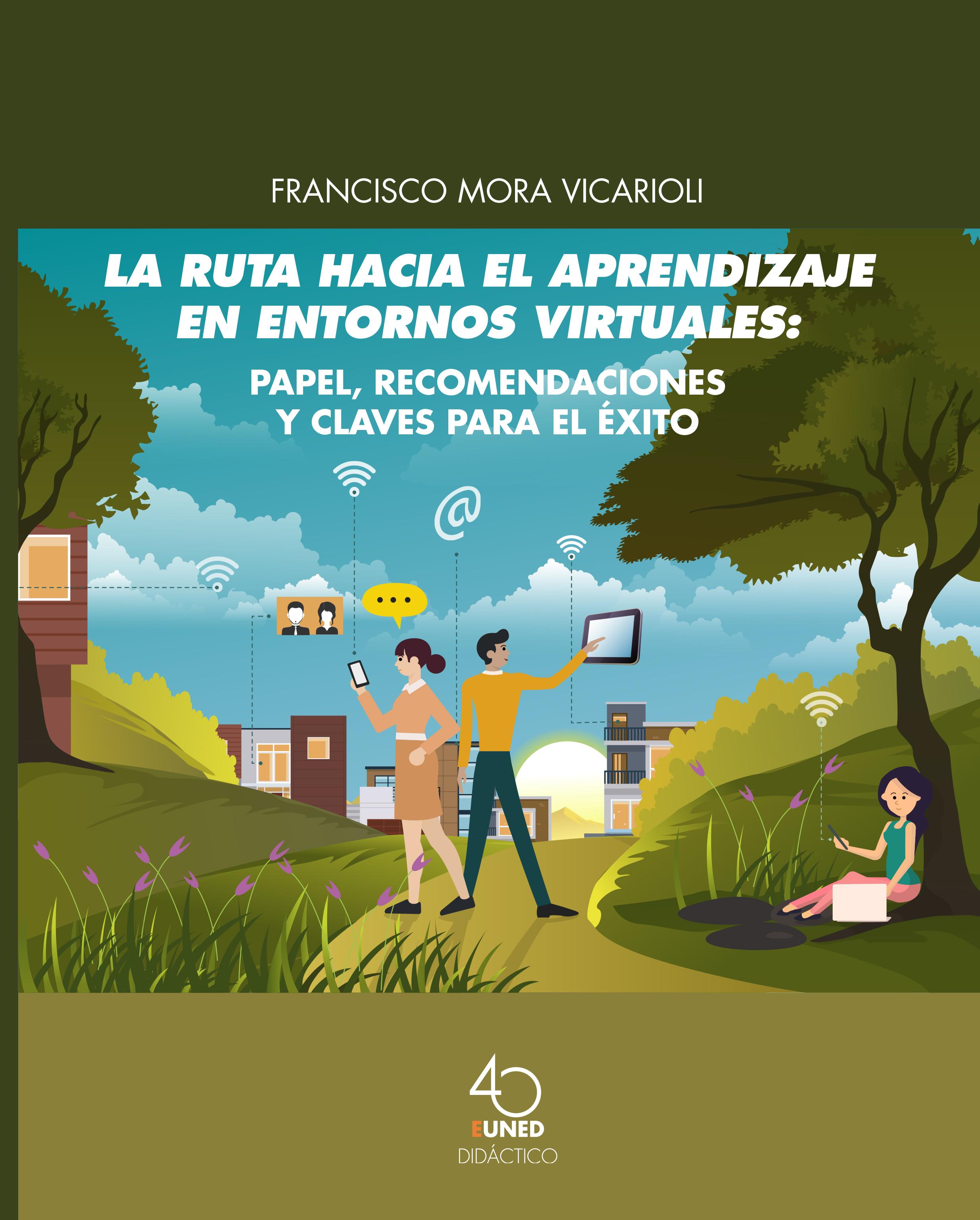 La ruta hacia el aprendizaje en entorno virtuales