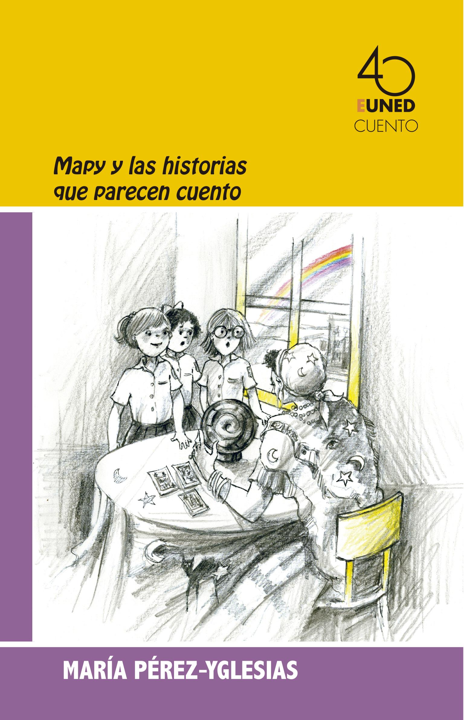 Mapy y las historias que parecen cuento