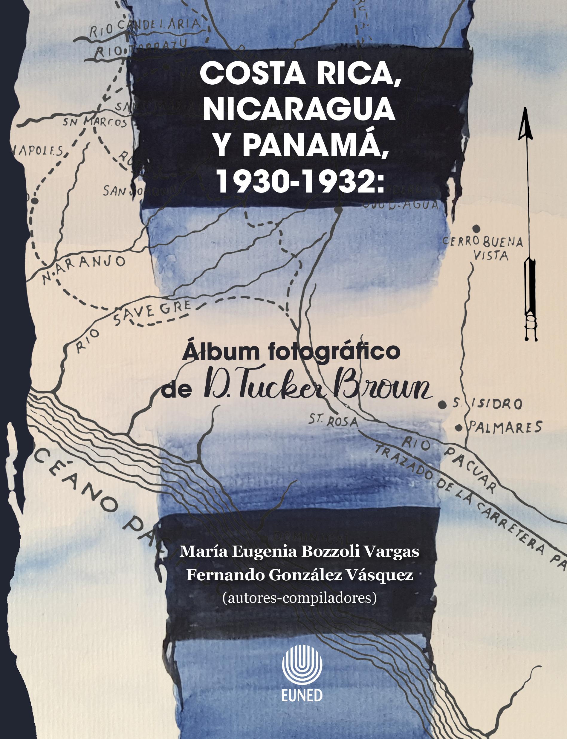 Costa Rica, Nicaragua y Panamá, 1930-1932